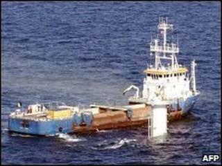 کشتی پمپی