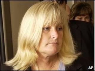 Debbie Rowe. Foto: AP