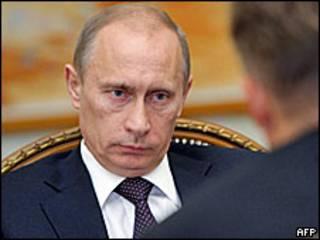 Vladimir Putin (arquivo)