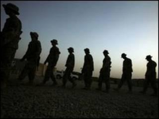 خروج نیروهای آمریکایی از بعقوبه