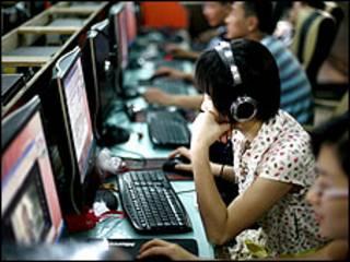 کاربران کامپیوتر در چین