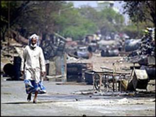 गुजरात दंगा (फ़ाईल फ़ोटो)