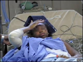 Bahya Bakari, la niña que sobrevivió