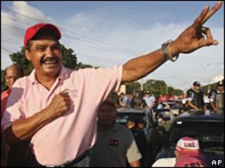 Daniel Argüello, exboxeador y alcalde de Managua