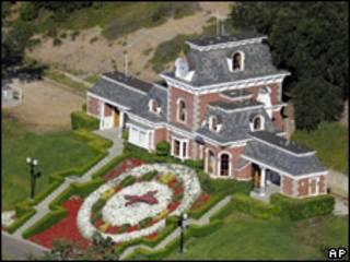 Ранчо Neverland