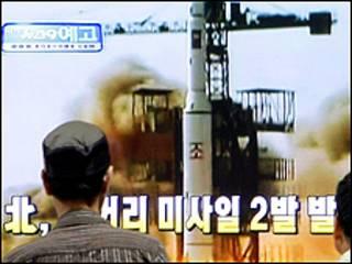 تتزايد التوترات الدولية بسبب تجارب بيونجيانج العسكرية