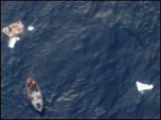 فرق تبحث عن حطام طائرة اير فرانس في الاطلسي