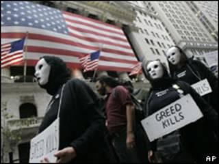 Protestas contra Wall Street