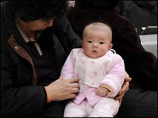 Bebê chinês