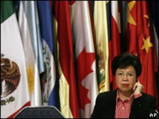 Margaret Chan, OMS