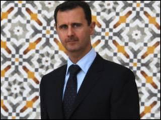 Shugaba Assad