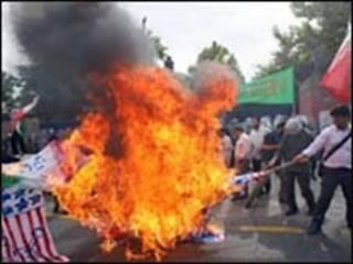 ईरान में प्रदर्शन