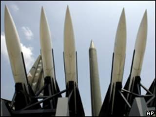 صاروخ سكود