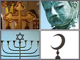 رموز الأديان