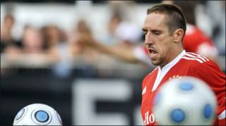 Frank Ribery (Getty Images)