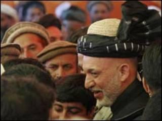پوسترهای انتخاباتی در کابل