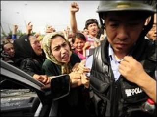 مظاهرات الصين