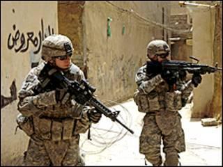"""تعتبر الموصل من آخر معاقل """"القاعدة في بلاد الرافدين"""""""