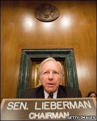 Senador Joe Lieberman