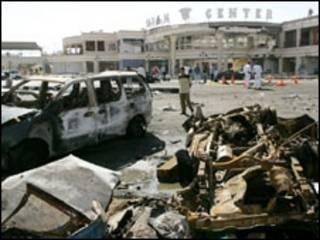 انفجار في مصر