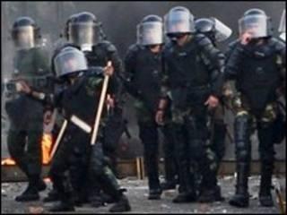 شرطة ايرانية
