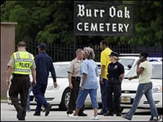 Cementerio Burr Oak de Alsip