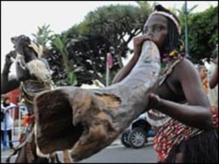 المهرجان الأفريقي