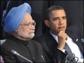 मनमोहन सिंह और बराक ओबामा (फ़ाइल फ़ोटो)