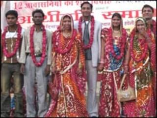 राजस्थान में सामूहिक विवाह