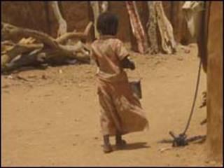 آوارگان دارفور