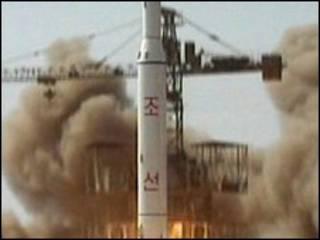 korea rocket