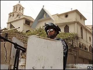 كنيسة عراقية