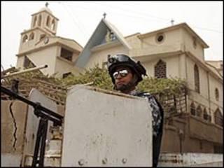 کلیسای کاتولیک بغداد