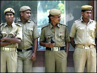 भारतीय पुलिस (फ़ाइल)