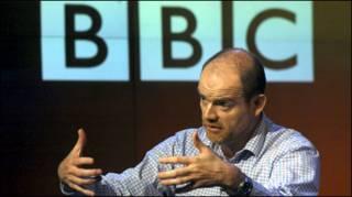 Tổng giám đốc BBC, Mark Thompson