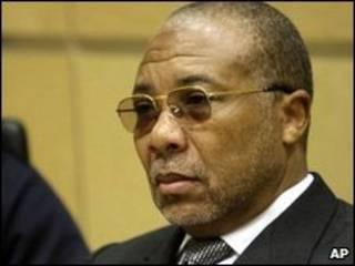 Charles Taylor viveu exilado na Nigéria por 3 anos antes de ser preso