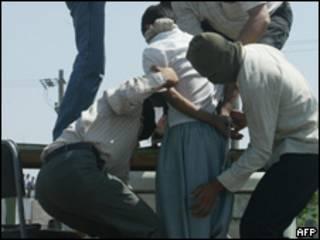 Ejecuciones en Irán