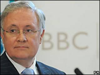 Michael Lyons, presidente del BBC Trust