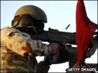 سرباز استرالیایی