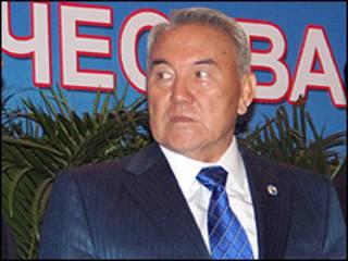 Нурсалтан Назарбаев