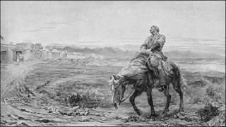 Imágen histórica de una campaña militar británica en Afganistán. Cortesía de la Mary Evans Picture Library.