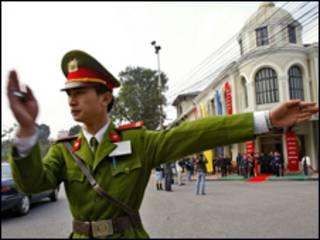 Cảnh sát giao thông Việt Nam
