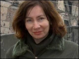 Natalia Estemirova, morta na quarta