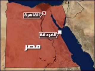خارطة لمصر