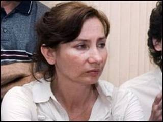 Natalia Esterimova