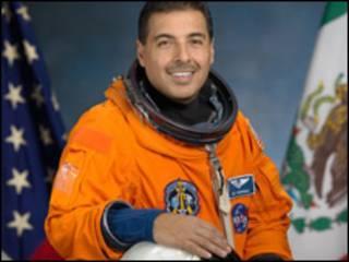 José Hernández, astronauta (Foto cortesía NASA)