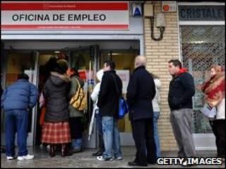 Người dân châu Âu tìm việc làm