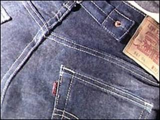 ملابس الجينز