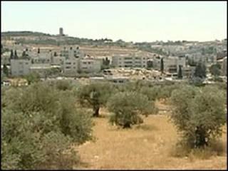 مستوطنة في القدس الشرقية