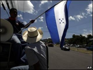 Partidários de Zelaya protestam em Honduras